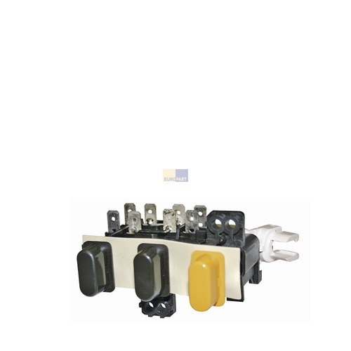 miele tastenschalter 2 fach kpl f r trockner 32691. Black Bedroom Furniture Sets. Home Design Ideas