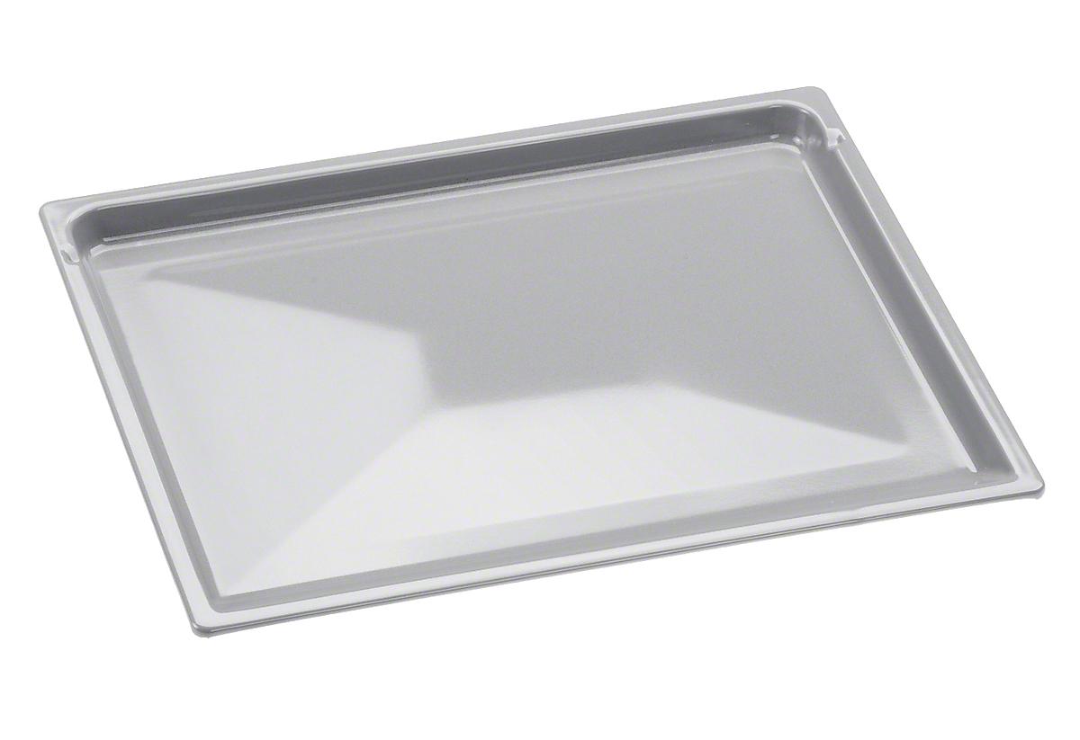 miele backblech grau perfectclean f r ofen 5650160. Black Bedroom Furniture Sets. Home Design Ideas