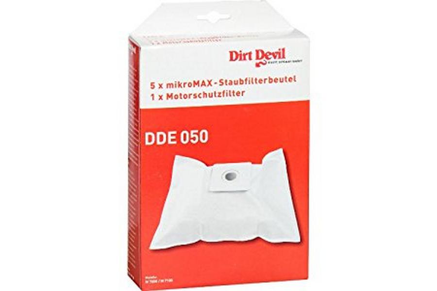 dirt devil staubsaugerbeutel 7000022. Black Bedroom Furniture Sets. Home Design Ideas