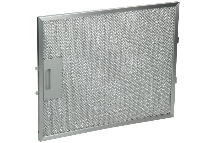 filter metall 320x259mm f r dunstabzugshaube 127036. Black Bedroom Furniture Sets. Home Design Ideas