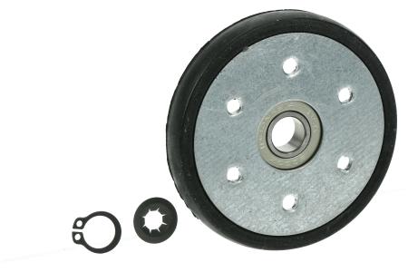 Miele Laufrolle (Ø 6,5 cm ) für Trockner 1715624