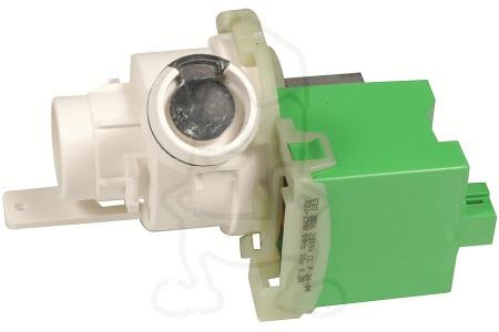 Smeg Ablaufpumpe mit Pumpenstutzen (Magnettechnikpumpe, 30 Watt) für Geschirrspüler 792970164