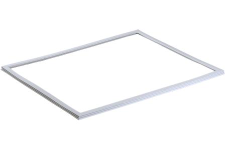 Türdichtung Gefrierfach von Kühlschrank für u.a. Indesit, Ariston 552 x 713 mm Weiß