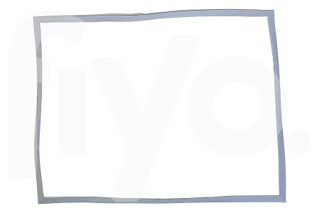 Liebherr Dichtungsgummi (Türdichtung) grau  Kühlschrank / Gefrierschrank 7109353
