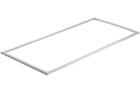 Türdichtung Kühlschrank für u.a. Whirlpool, Bauknecht 1120 x 520 mm Weiß 481246668517