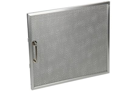 Filter (Metall in Halterung 300 x 268) für Abzugshaube 481948048172