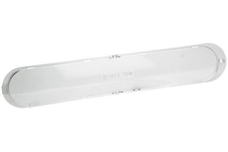 Lampenabdeckung 370x65mm für Dunstabzugshauben 482000008881