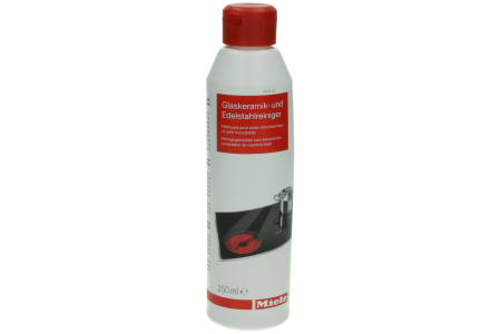 Miele Reiniger für Edelstahl und Keramik Kochplatten für Herd 9185230, 10173120
