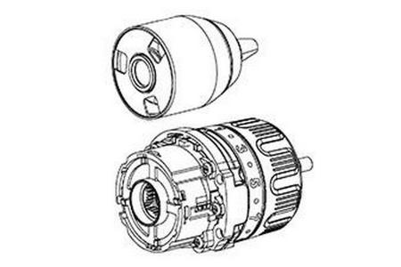 DeWalt Getriebe für Elektrowerkzeuge N438606