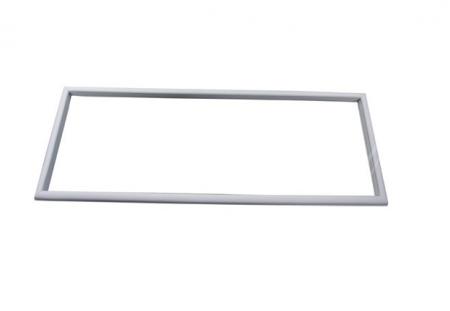 Türdichtung Gefrierfachtür Kühlschrank für u.a. Bosch, Siemens, Neff 441 x 151 mm Weiß 00106614