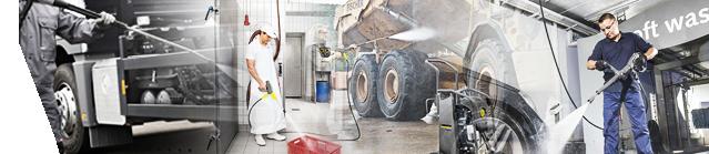 Industrielle Hochdruckreiniger Ersatzteile und Zubehör