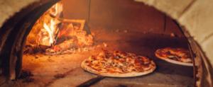 Feuerfester Stein für #Pizza-Liebhaber